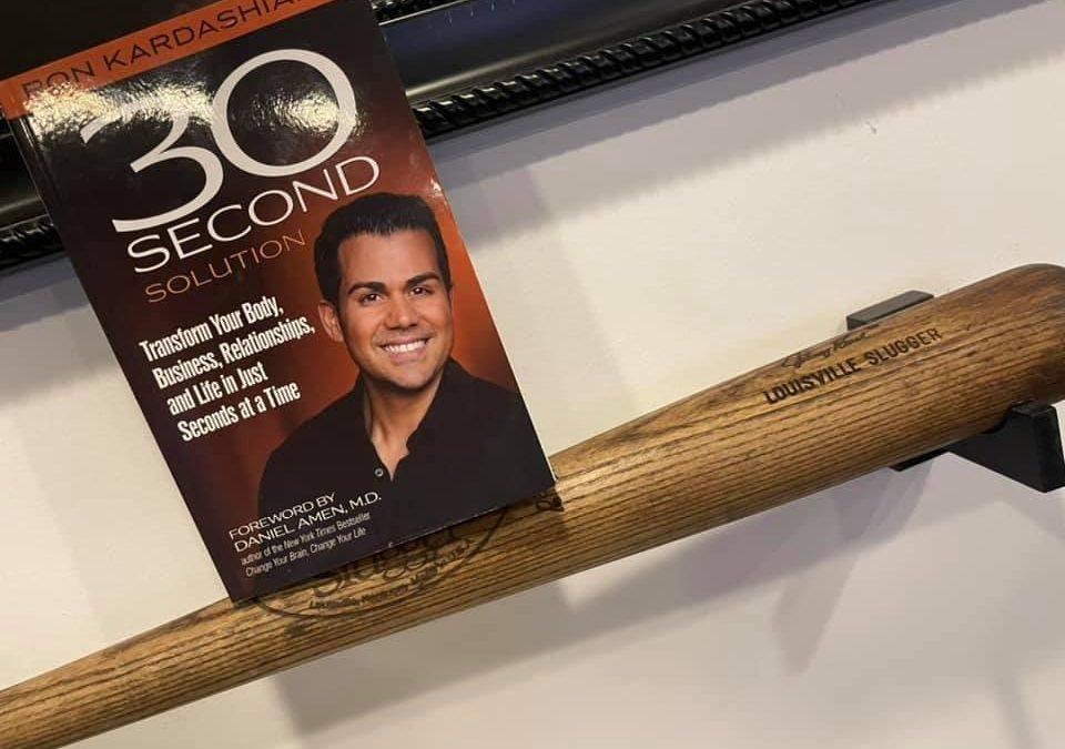 30 Second Solution – Ron Kardashian