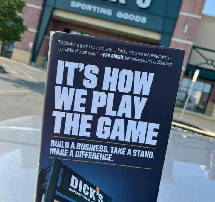 It's How We Play the Game – Ed Stack